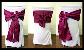 chair bows chair sash all rentals