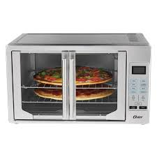 Can Toaster Oven Be Used For Baking Oster Digital French Door Oven On Oster Com