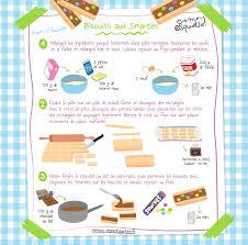 recette de cuisine pour enfants recette biscuits aux smarties atelier enfant recette de biscuit