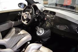 Fiat 500 Interior Fiat 500 Abarth By Magneti Marelli U2013 Sema 2012