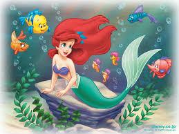 40 cute mermaid wallpaper desktop mermaid ariel