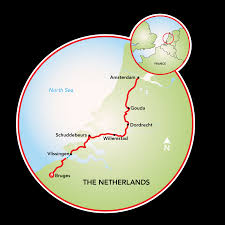 Holland Michigan Map by Netherlands Location On The World Map Where Is Amsterdam Location