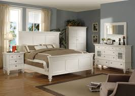 White King Single Bedroom Suite Shannon Queen Bed White Levin Furniture