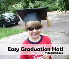 kindergarten graduation hats paper graduation hat ahem gallagher and betsy wagner