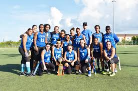 Flag Football Leagues Hsm Vipers Wins Women U0027s Flag Football League Hsm