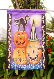 halloween garden flag toland home garden flags zandalus net