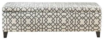 ottoman with patterned fabric sophisticated patterned storage ottoman rug ottoman patterned fabric
