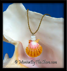 crisp classic pink yellow u0026 white hawaiian sunrise shell u0026 puka