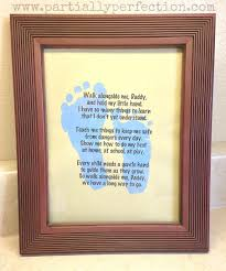 father u0027s day footprint craft fun family crafts