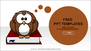50 free cartoon powerpoint templates with characters u0026 illustrations