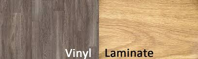 Vinyl Laminate Wood Flooring Complete Guide To Laminate Vs Vinyl Flooring Plank Luxury Etc
