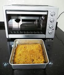 Toaster Oven Cake Recipes Follow Me To Eat La Malaysian Food Blog Panasonic Cooking