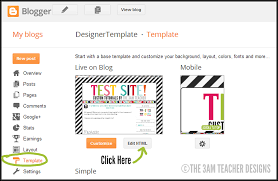 the 3am teacher using google web fonts in blogger how to change