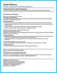 Sample Resume For Teller by Cool Learning To Write From A Concise Bank Teller Resume Sample
