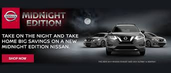 nissan midnight huttig nissan of plattsburgh is a new and used car dealer serving