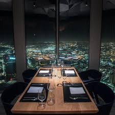 Restaurants Serving Thanksgiving Dinner In Los Angeles 71above Restaurant Los Angeles Ca Opentable
