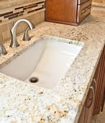 Granite Undermount Kitchen Sinks by Undermount Sinks In Granite Countertops