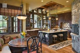 country kitchen island black kitchen island design with elegant floral rug for english