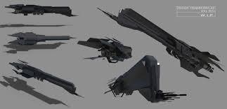 bureau concept troop transport artwork