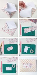 How To Make Invitation Cards At Home Best 25 Handmade Envelopes Ideas On Pinterest Paper Envelopes