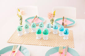 50 diy easter decorations that go way beyond eggs brit co