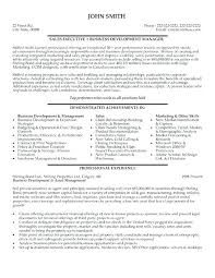 product development manager resume sample resume samples for sales manager objective for resume sales