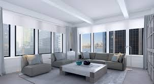 Claremont Group Interiors Ltd Wall Street Condos U0026 Penthouses In Nyc 101 Wall Street Residences