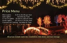 christmas light installation utah christmas light installation prices sanjonmotel