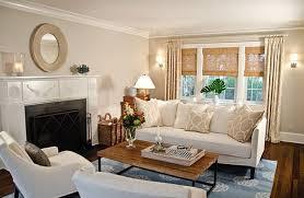 Large Living Room Windows Home Design Ideas - Family room window treatments