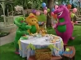 barney friends season 7 episode 3 tea riffic manners watch