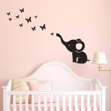 stickers elephant chambre bébé stickers muraux elephant chambre enfant achat vente pas cher