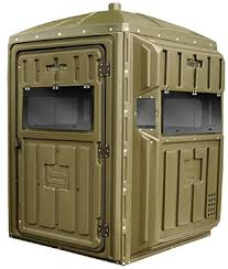 Plastic Deer Blinds Box Blind Pros And Cons U2014 The Hunting Page