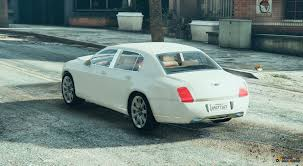 bentley flying spur modified 2010 bentley continental flying spur for gta 5