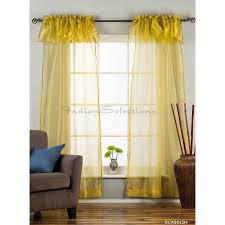 sheer curtains with attached valance curtains u0026 drapes compare