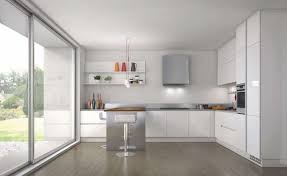 kitchen modern white kitchen decor ideas with rectangle white