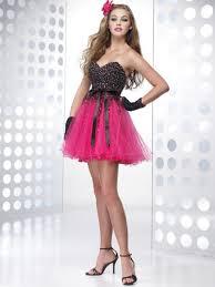 Pink And Black Bridesmaid Dresses Short Pink Wedding Dress Styles Of Wedding Dresses