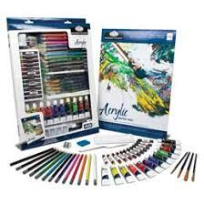 essentials art sets royal u0026 langnickel art