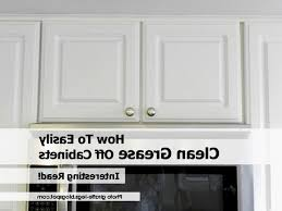 what to clean kitchen cabinets with how to clean kitchen cabinets with grease build up imanisr com