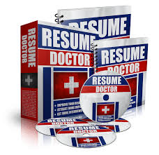 How To Write A Resume For A Doctor Job by Resume Doctor U2014 Job Interview Tools