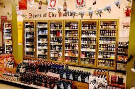 craft at alpine market s bottle shop yes