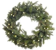 bethlehemlights batteryoperated 26 pre lit wreath with automatic