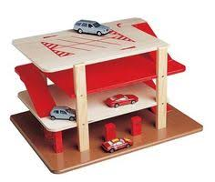 wooden garage for toy cars woodwork projects pinterest toy