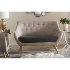 Modern Sofa And Loveseat Mid Century Modern Sofas Loveseats Living Room Furniture