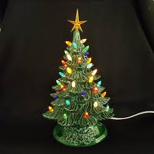 mini christmas tree with lights small christmas tree with led lights and colored white decoration
