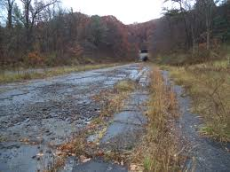 Pennsylvania Toll Road Map by The Abandoned Pennsylvania Turnpike A Road To Nowhere Abandoned