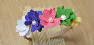 how to make baby headband tutorial on flower baby headbands with buttons