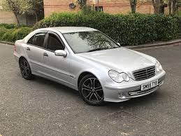 mercedes c220 cdi 2005 diesel manual in whitechapel london
