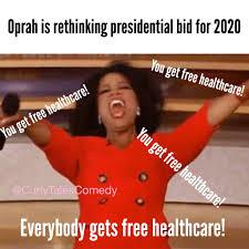 Presidential Memes - oprahs thinking of running for president 2020 memes pinterest