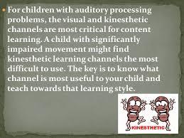 vakt method for multisensory learning ppt video online download