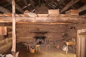 pictures of log home interiors file prairie log cabin interior jpg wikimedia commons